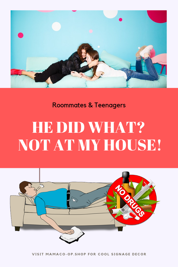 establish house rules, house rules for adults, house rules for teens